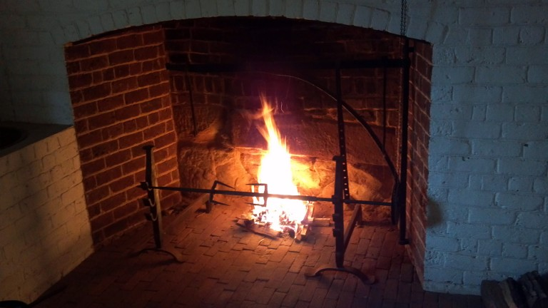 The Challenge of Cooking Over Fire