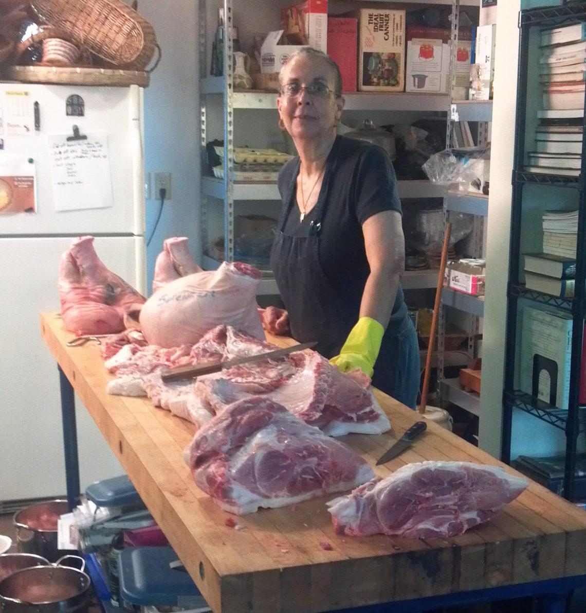 Pork Process